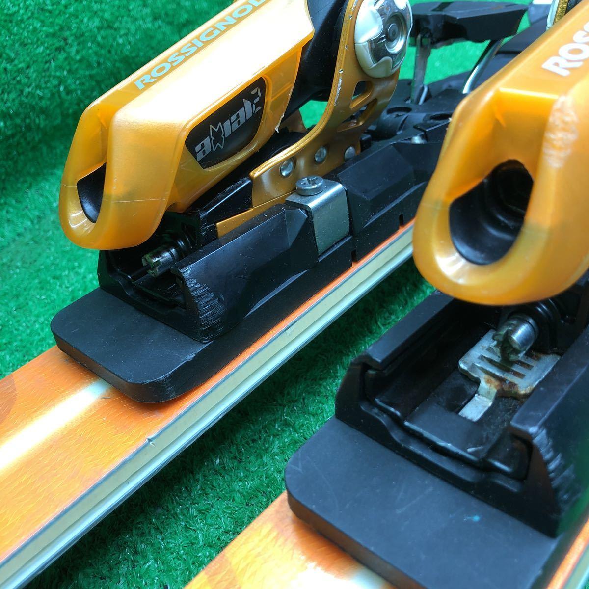 SKI-416 ロシニョール(Rossignal) Radical X 175cm 全国送料一律で1円スタート売り切り!春休みに是非!_画像7