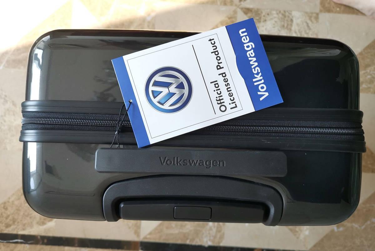 最高級※定価7万※volkswagen 軽量/静音・TSAロック搭載スーツケース・キャリーケース※46L_画像8