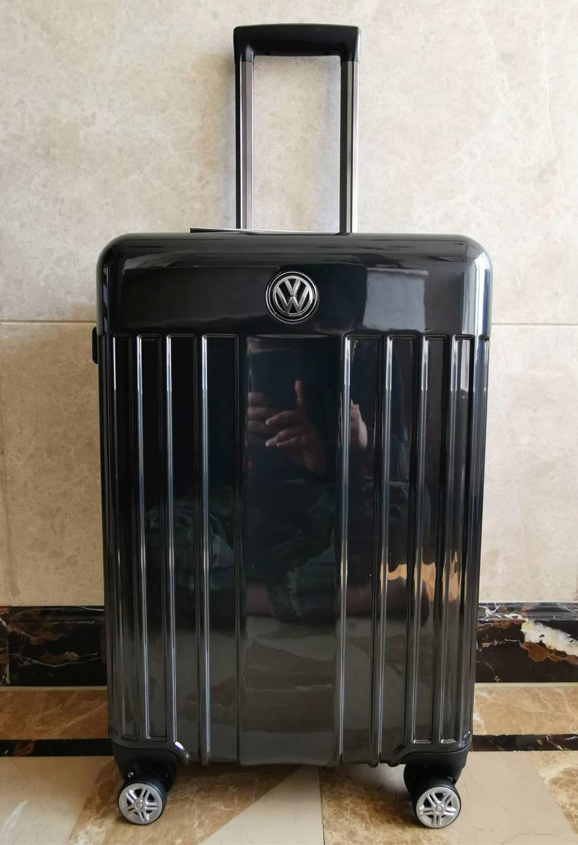最高級※定価7万※volkswagen 軽量/静音・TSAロック搭載スーツケース・キャリーケース※46L_画像3