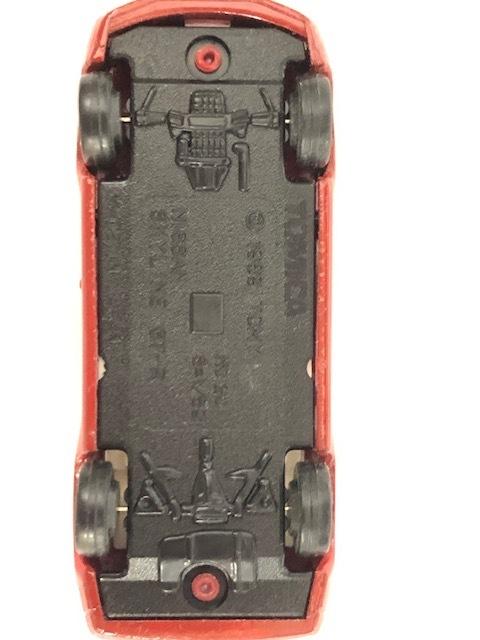 特注トミカ 日本製 感動倶楽部 スカイライン SKYLINE GT-R R32 レッド_画像5