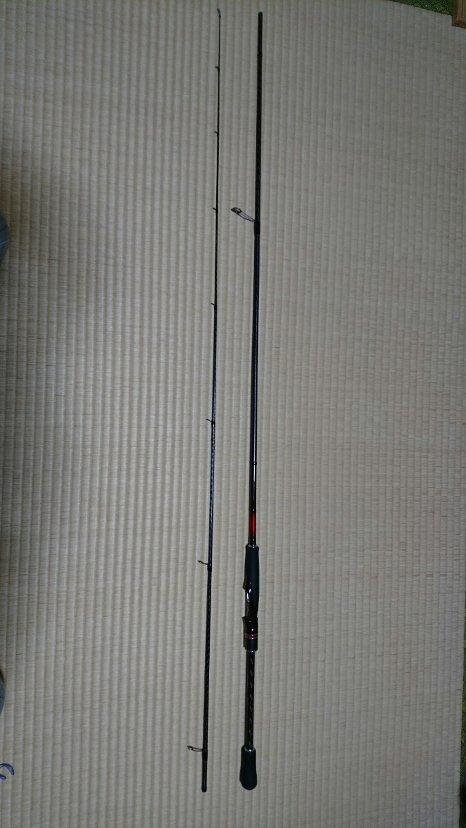 ¥1スタ 美品!シマノ エギングロッド セフィアCI4+ S806ML