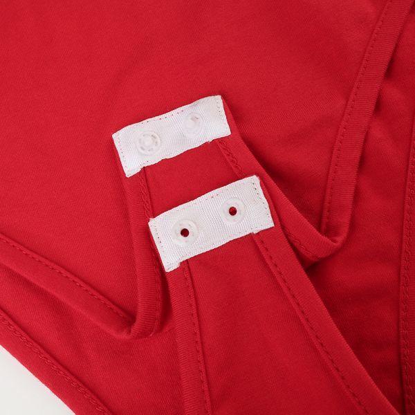 k0505高品質.超sexy.大人気/最新作.半袖ポロシャツ.赤.zip/ボディスーツ.sサイズ.タイツ.ハイレグレオタード.ランジェリー.コスチューム_画像10