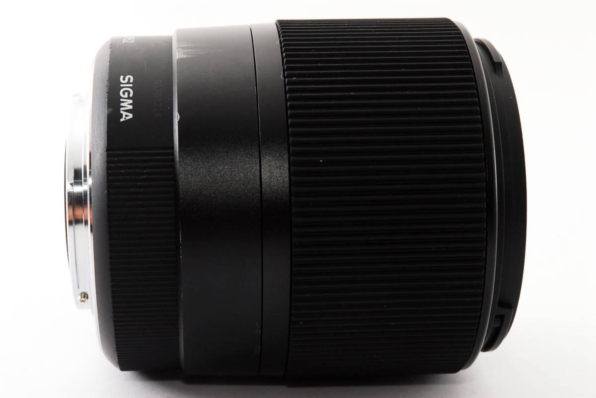★実用品!★ Sigma シグマ 30mm F1.4 DC DN マイクロフォーサーズ  429510_画像9