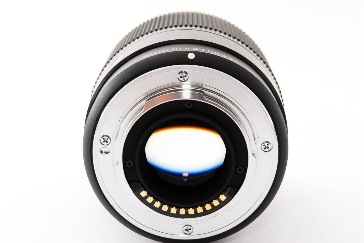 ★実用品!★ Sigma シグマ 30mm F1.4 DC DN マイクロフォーサーズ  429510_画像6