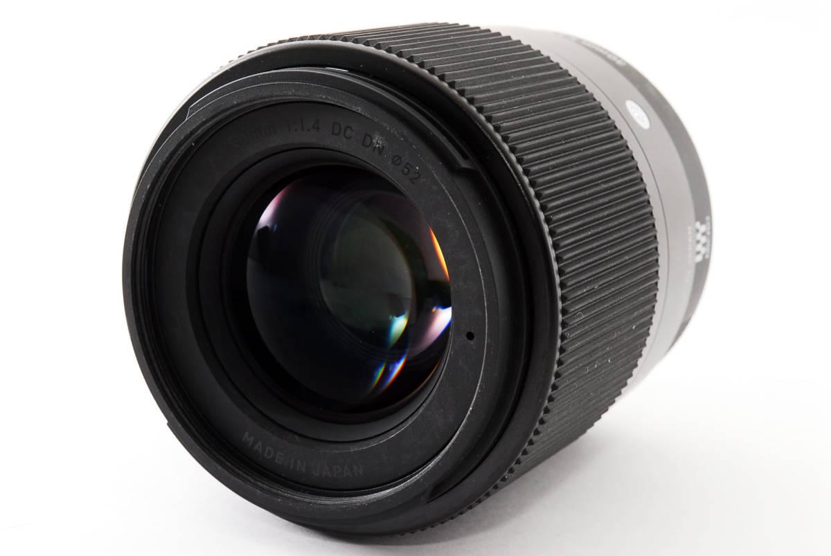 ★実用品!★ Sigma シグマ 30mm F1.4 DC DN マイクロフォーサーズ  429510_画像2
