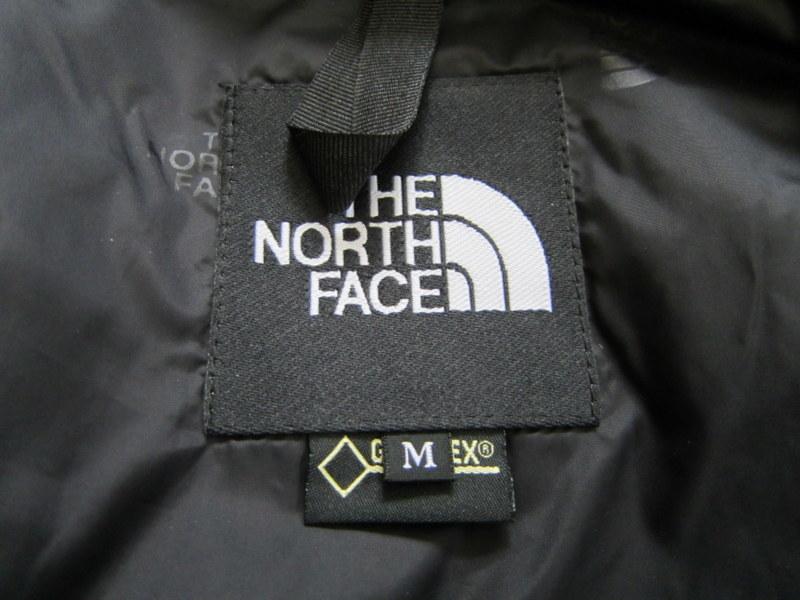 ノースフェイス マウンテンライトジャケット ブラック MTHE NORTH FACE_画像5