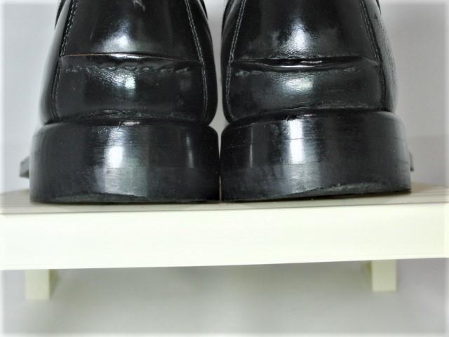 [即決]リーガル /REGAL メンズ 24.0cm タッセルローファー ビジネスシューズ ブラック (28)_画像5