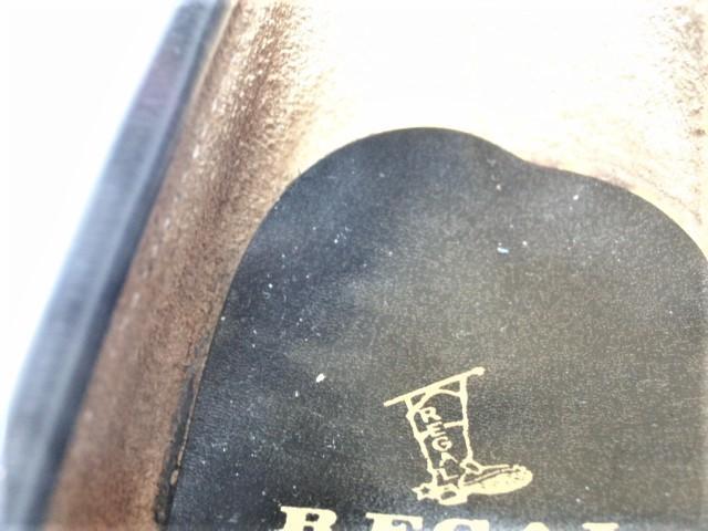 [即決]リーガル /REGAL メンズ 24.0cm タッセルローファー ビジネスシューズ ブラック (28)_画像7