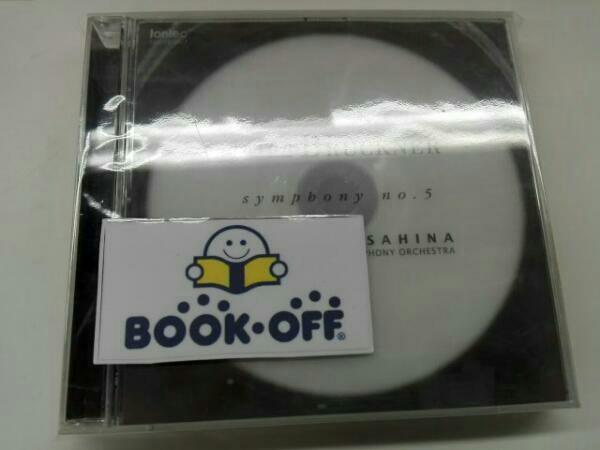 朝比奈隆 CD ブルックナー:交響曲第5番_画像1
