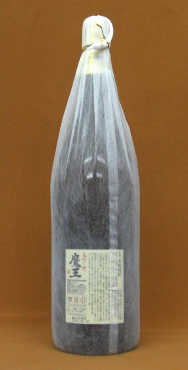 ●名門の粋 魔王 1800ml 詰日2019.03.20_画像2