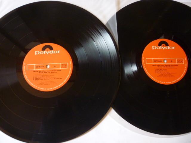 ■帯付■デレク・アンド・ドミノス-DEREK AND THE DOMINOS/いとしのレイラ MP-9359/60 美品_画像2