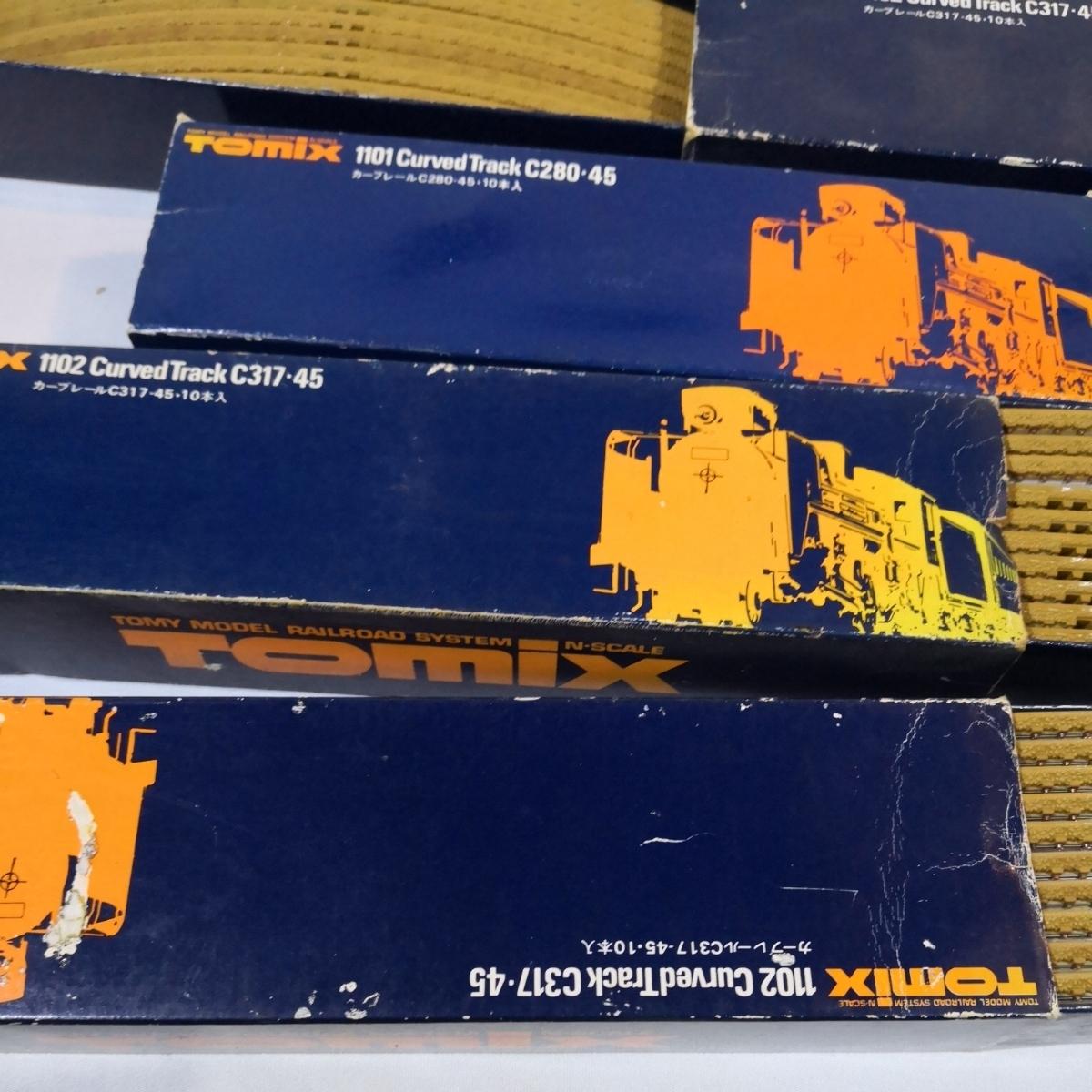 Nゲージ 鉄道模型用 レール ポイント切り替え部品 陸橋 など ジオラマ用部品 大量一括 TOMIX KATO _画像7