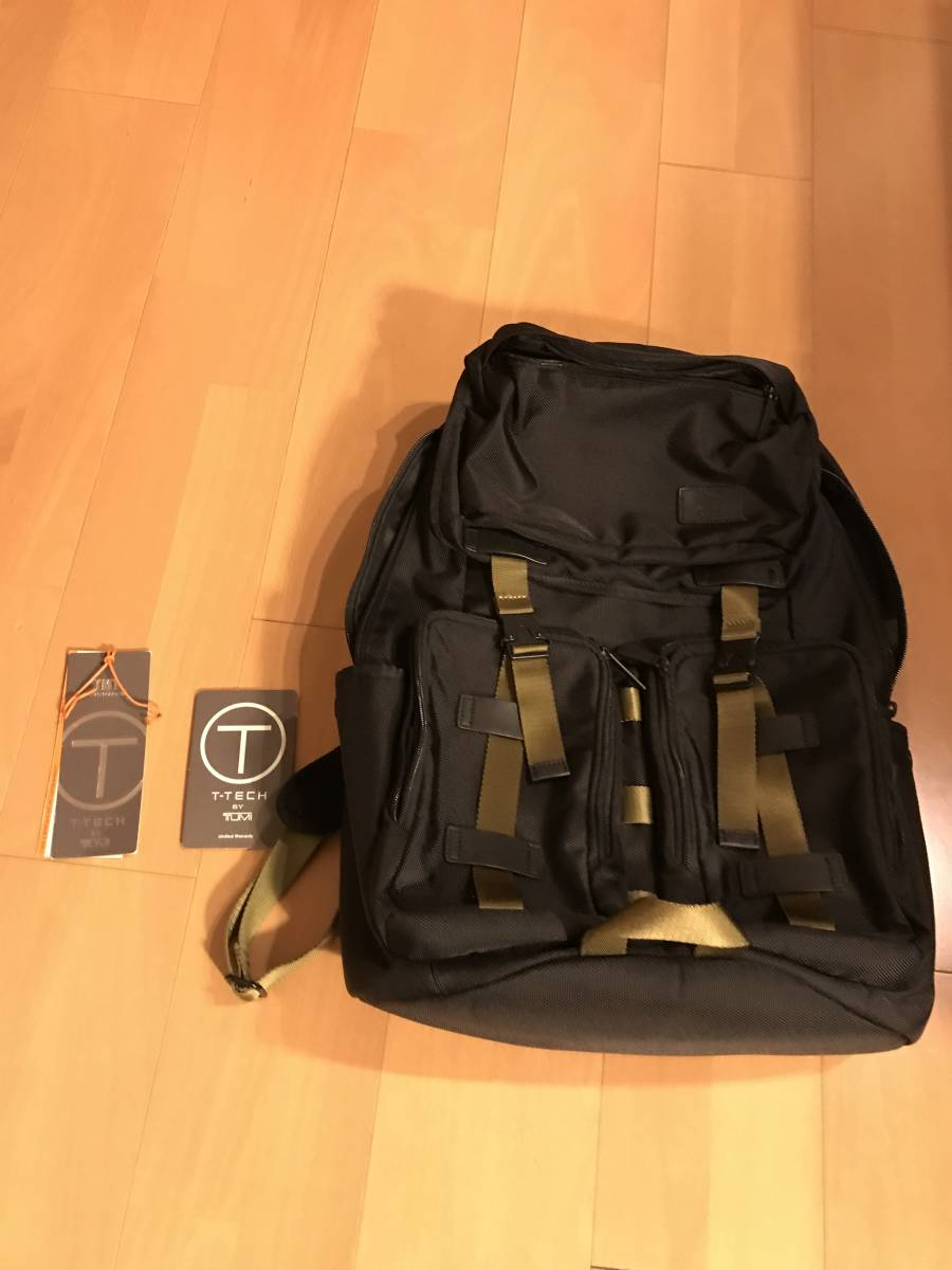 TUMI×TMT T-TECH BY TUMI バックパック