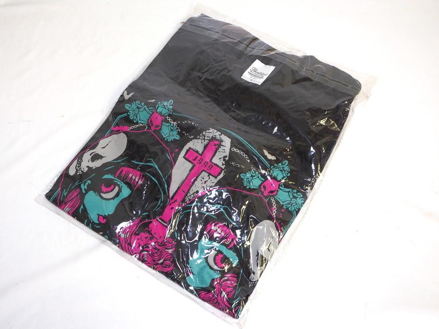 BLACK BABYMETAL Tシャツ Lサイズ