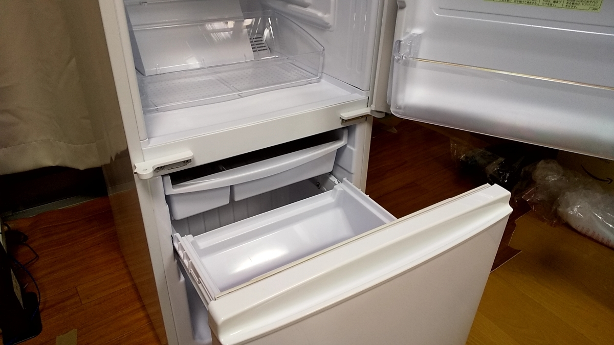 シャープ冷凍冷蔵庫SJ-14E2-KB_画像4