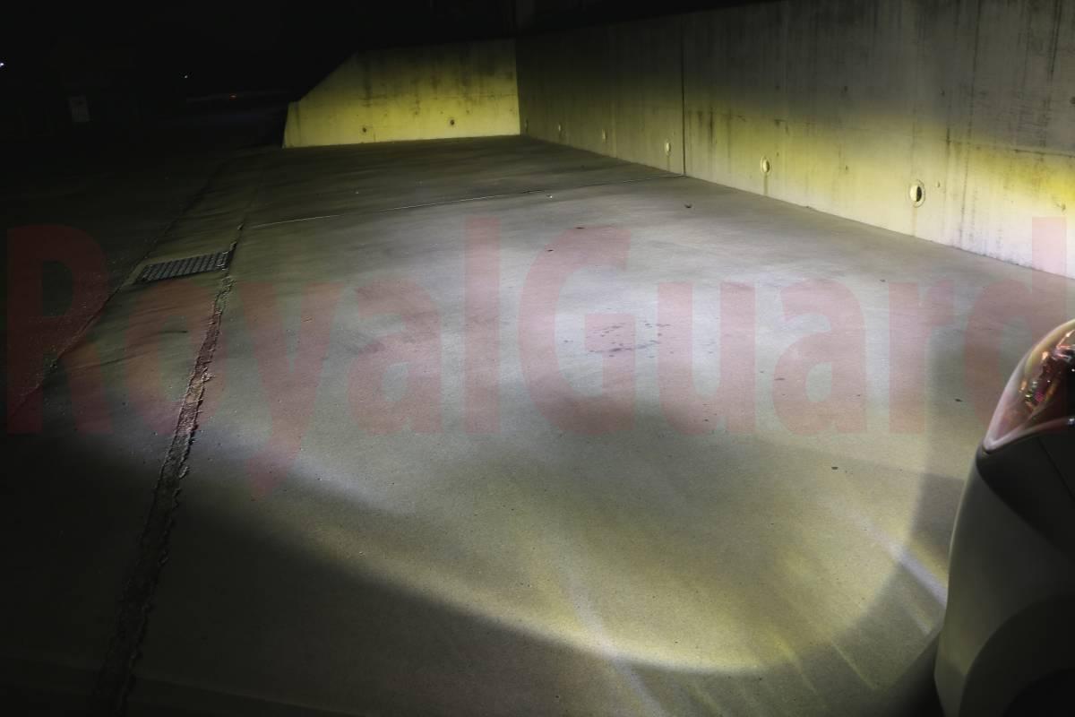 在庫限り 3色 カラーチェンジバルブ 6500k 3500k 4300k LED ヘッドライト LED フォグ H4 HI/LO H8 H9 H11 H16 HB3 HB4 30系 プリウス等_画像8
