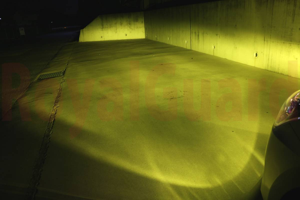在庫限り 3色 カラーチェンジバルブ 6500k 3500k 4300k LED ヘッドライト LED フォグ H4 HI/LO H8 H9 H11 H16 HB3 HB4 30系 プリウス等_画像9