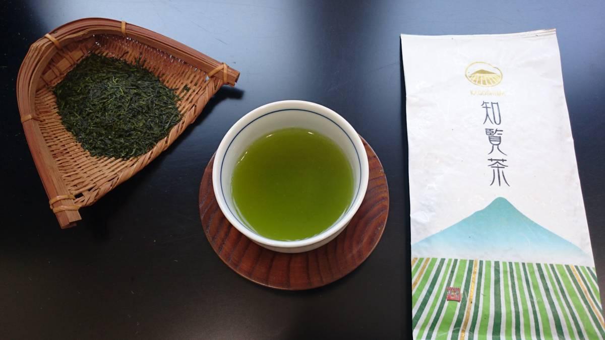 【2019年今年の新茶】知覧新茶100g6袋入り★★味・香り・色の三拍子揃った人気の知覧茶★★_味、香り、色のバランスの良い新茶です。