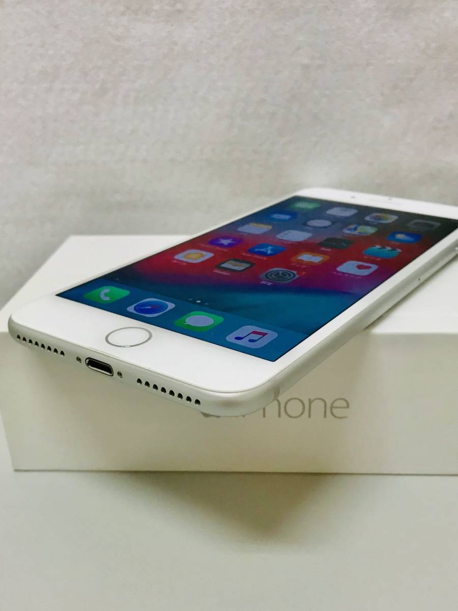 ☆ 【美品】 softbank  iphone7plus   32GB ☆_画像5