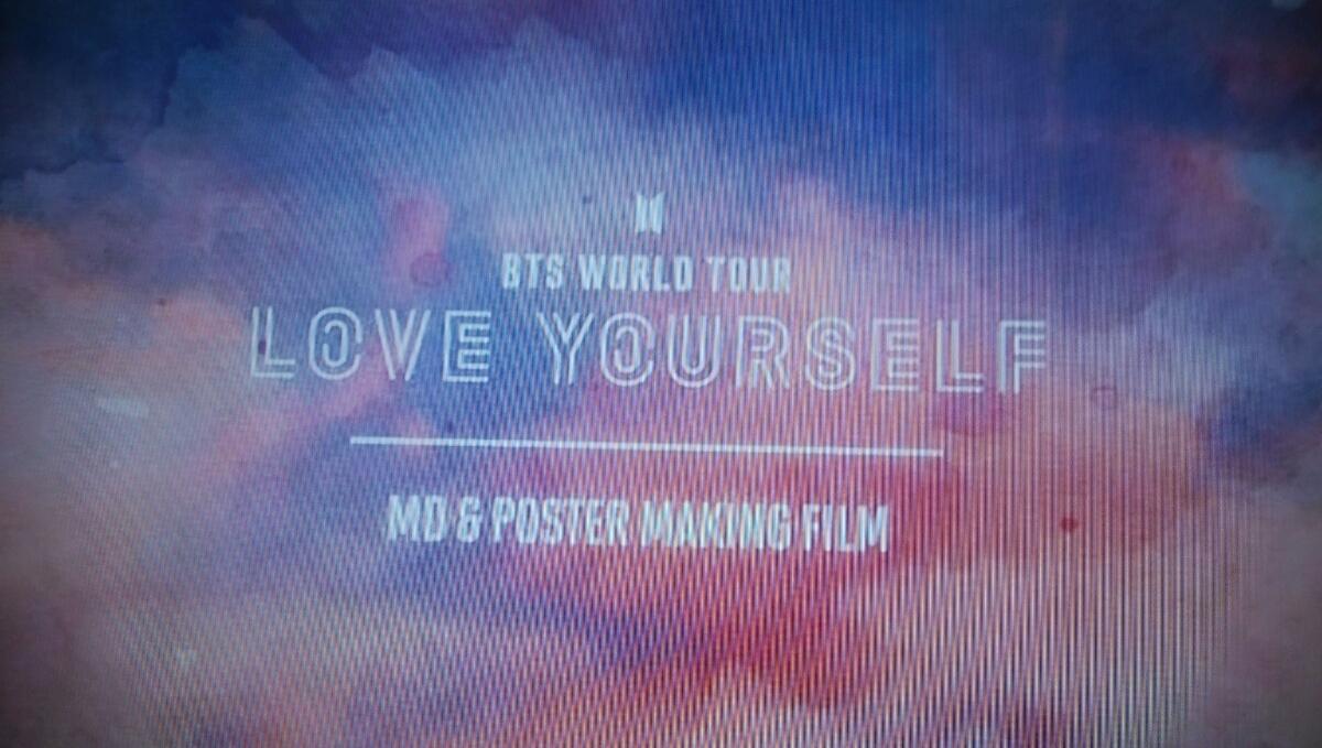 防弾少年団 「BTS WORLD TOUR'LOVE YOURSELF'in SEOUL」DVD3枚組 日本語字幕あり_画像2