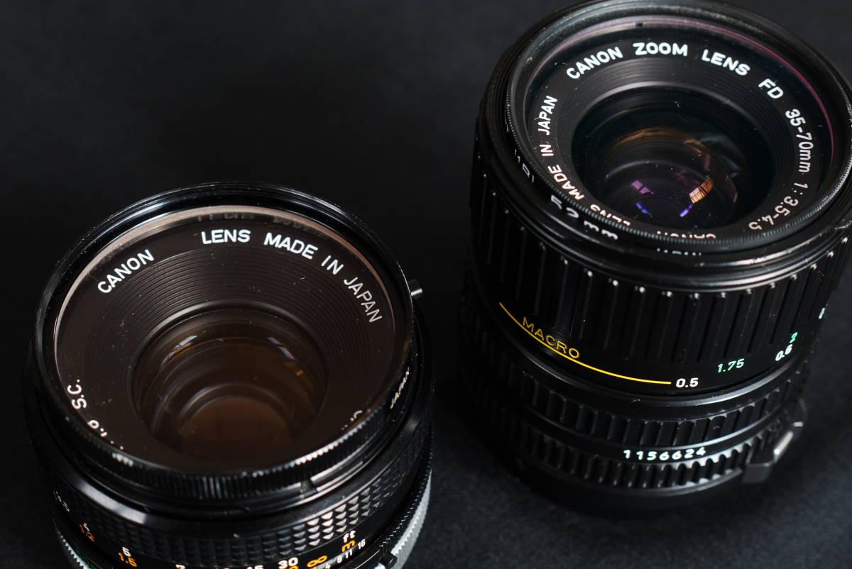 50mm&35-70mm