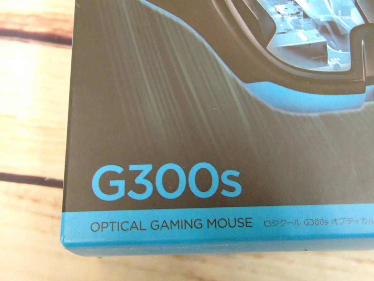 ■Logicool ロジクール G300S オプティカル ゲーミング マウス プログラム可能ボタン 左右対称■_画像8