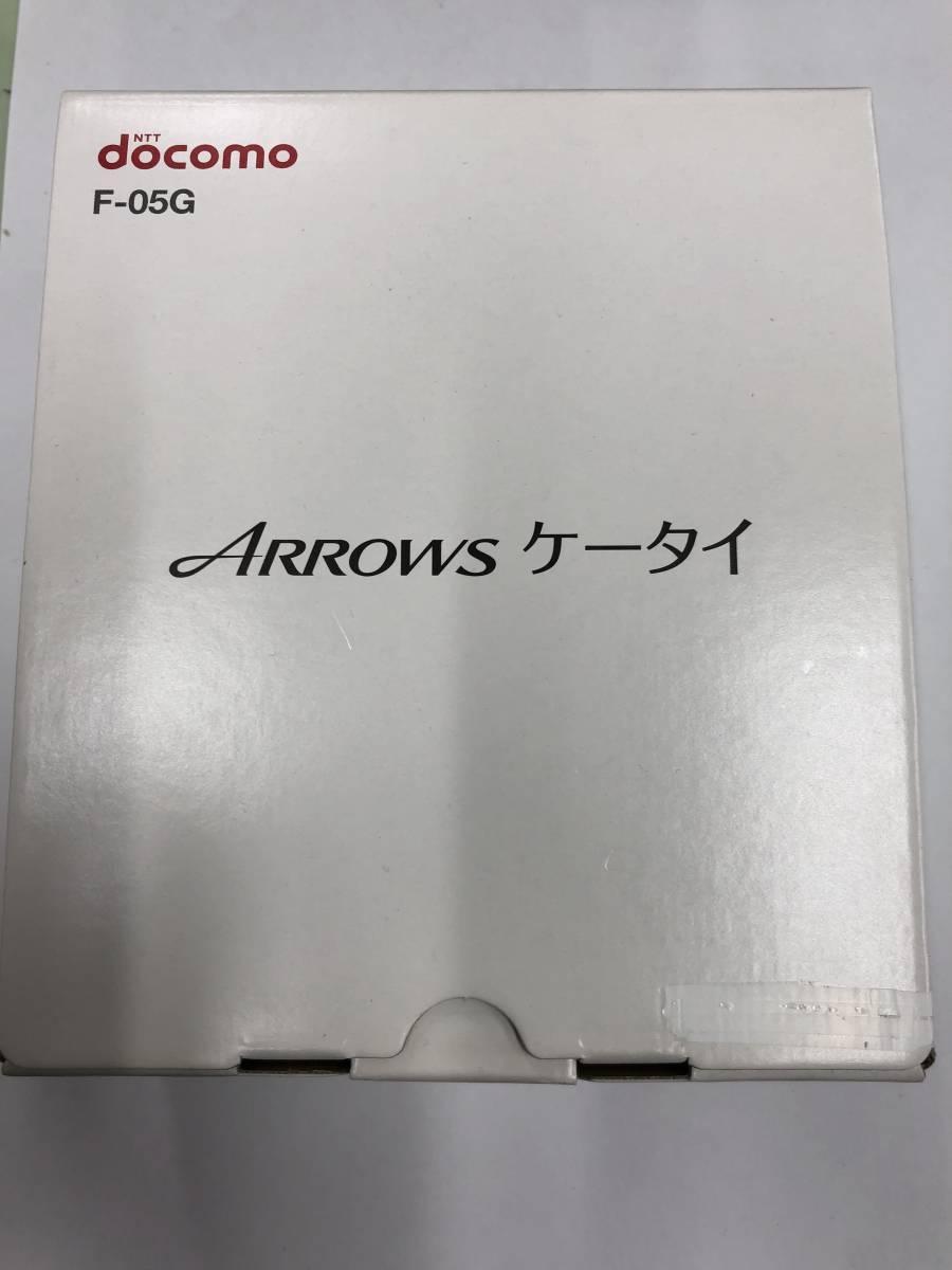 【超美品】ARROWS ケータイ ブラック黒色 ガラホ 2つ折り SIMフリー スマートフォン MVNO 格安SIM対応 LINE対応 F-05G 希少商品_画像3