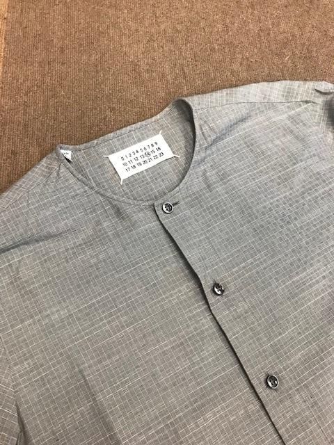 ロンハーマン購入 新品未使用 マルタン・マルジェラ 14 シャツ イタリア製 Maison Maltin Margiela 10