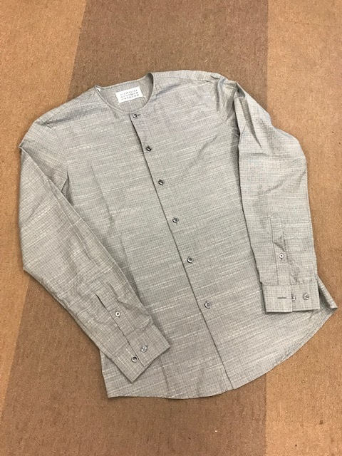 ロンハーマン購入 新品未使用 マルタン・マルジェラ 14 シャツ イタリア製 Maison Maltin Margiela 10 _画像2