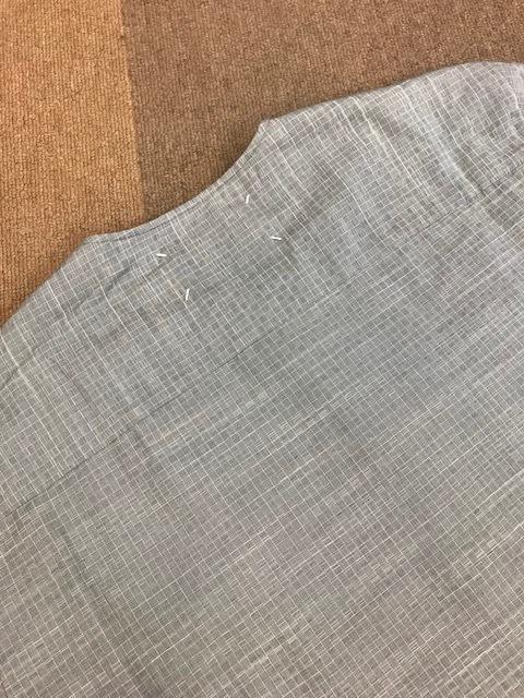 ロンハーマン購入 新品未使用 マルタン・マルジェラ 14 シャツ イタリア製 Maison Maltin Margiela 10 _画像4