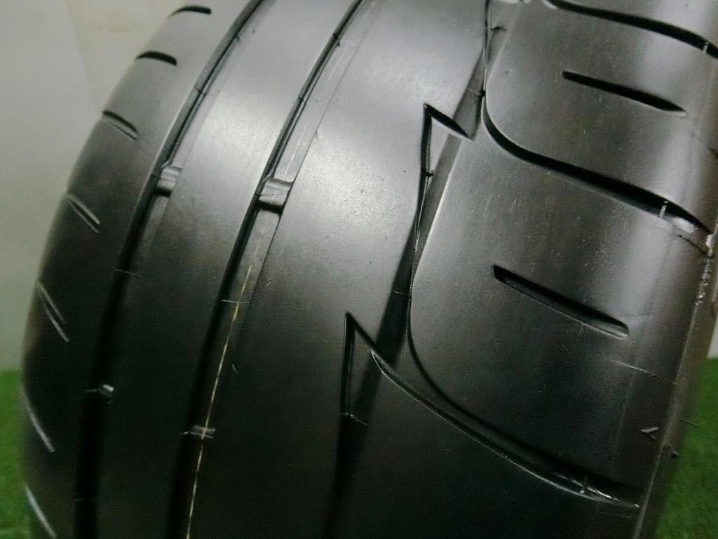 深リム!BS POTENZA 265/35R18・WORK マイスター S2 4本 №190411-1 スカイライン GT-R等 10JJ +15 114.3/ブリヂストン・ワーク・鍛造_画像4