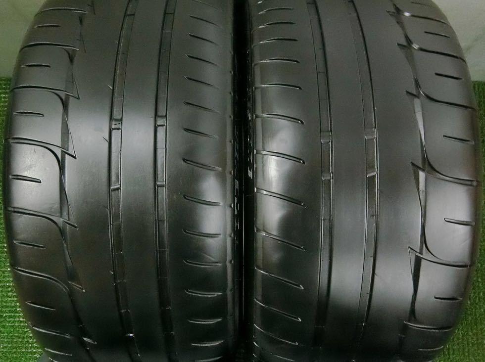 深リム!BS POTENZA 265/35R18・WORK マイスター S2 4本 №190411-1 スカイライン GT-R等 10JJ +15 114.3/ブリヂストン・ワーク・鍛造_画像2