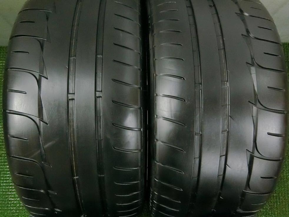 深リム!BS POTENZA 265/35R18・WORK マイスター S2 4本 №190411-1 スカイライン GT-R等 10JJ +15 114.3/ブリヂストン・ワーク・鍛造_画像3