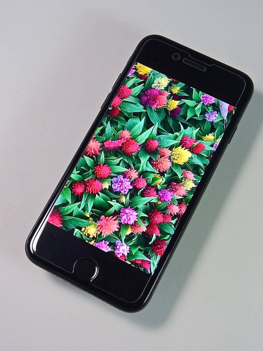美品!! iPhone7 128GB ジェットブラック SIMフリー/シム ロック解除済み/残債無し! 全国送料無料! 元箱他有り ソフトバンク/ドコモ/au_画像3