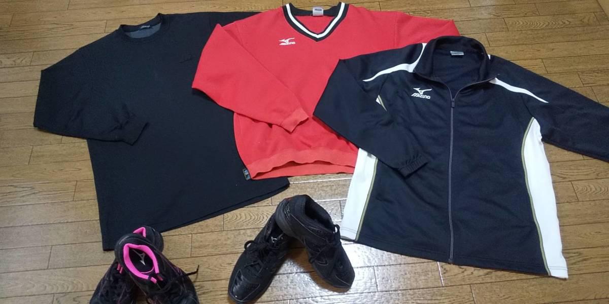 63b639ed018 代購代標第一品牌- 樂淘letao - S-5 スポーツALL mizuno ミズノブランド33点まとめ売り業販卸大量洋服仕入れUSED