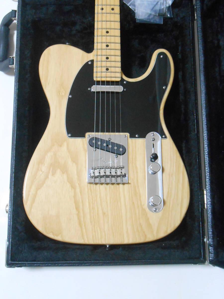 ★2014年製 Fender USA American Standard Telecaster Upgrade カスタムショップ製PU搭載 ASHボディ! ハードケース付き 即決特価_画像3