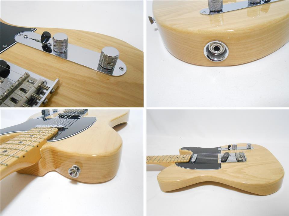★2014年製 Fender USA American Standard Telecaster Upgrade カスタムショップ製PU搭載 ASHボディ! ハードケース付き 即決特価_画像6