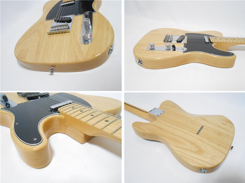 ★2014年製 Fender USA American Standard Telecaster Upgrade カスタムショップ製PU搭載 ASHボディ! ハードケース付き 即決特価_画像7