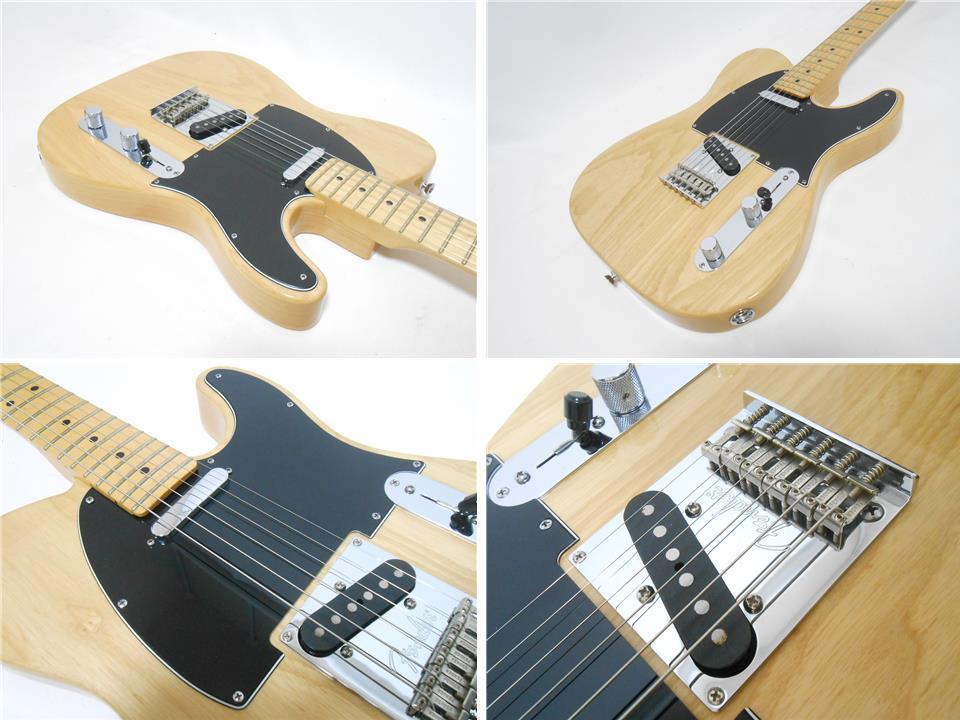 ★2014年製 Fender USA American Standard Telecaster Upgrade カスタムショップ製PU搭載 ASHボディ! ハードケース付き 即決特価_画像5