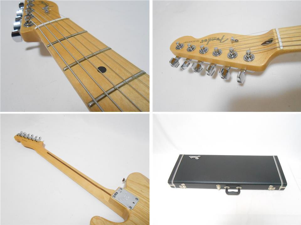 ★2014年製 Fender USA American Standard Telecaster Upgrade カスタムショップ製PU搭載 ASHボディ! ハードケース付き 即決特価_画像10