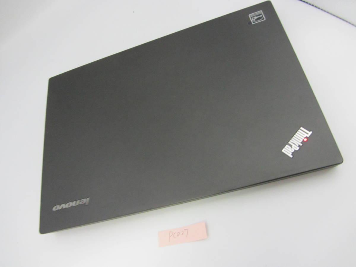 【新品SSD240GB/爆速/OFFICE2013搭載】レノボ X240/Win10/I7-4600U/IPSフルHD/タッチパネル/バックライトKB/メモリ8GB/Lenovo Thinkpad②_画像2