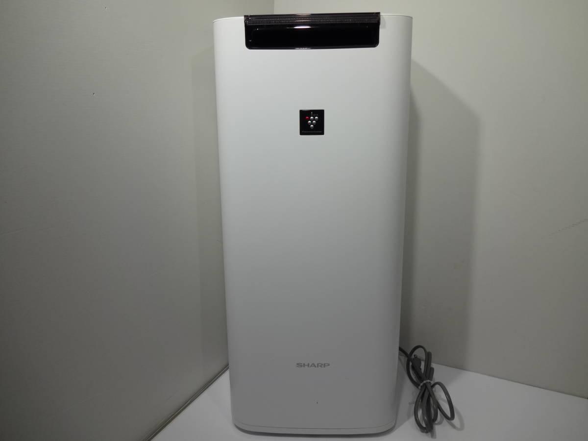 ★シャープ プラズマクラスター25000搭載  加湿空気清浄機  ホワイト  KI-HS40-W