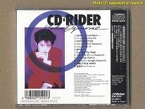 ★即決★ 荻野目 洋子 / CD-RIDER -- 1988年発売、8枚目のアルバムです_画像2