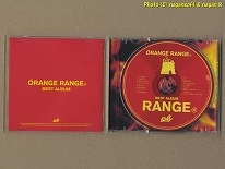 ★即決★ ORANGE RANGE BEST ALBUM -- 「ORANGE」と「RANGE」_画像8