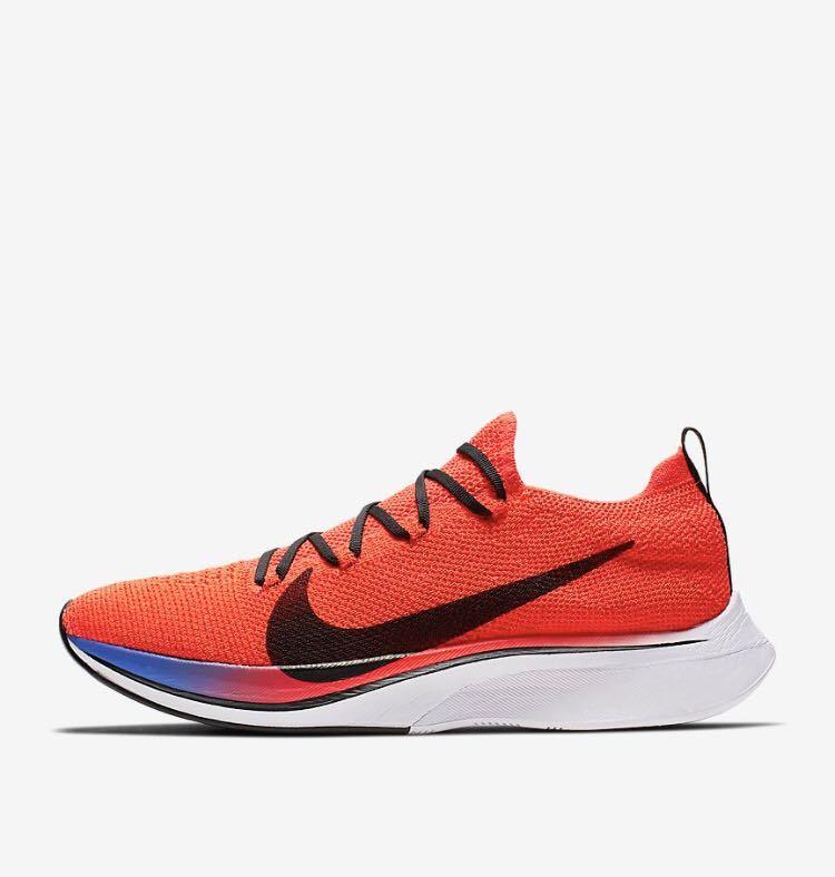 25.5cm NIKEオンライン購入 Nike Zoom Vaporfly 4% Flyknit ナイキ ズーム ヴェイパーフライ フライニット 大迫 新品未使用_画像3