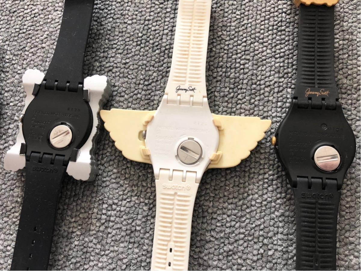 腕時計 大量セットまとめて SWATCH スウォッチ ポールスミス FOSSIL ドルチェ&ガッバーナ D&G TENDENCE バーバリー ハイドロゲン トミー_画像9