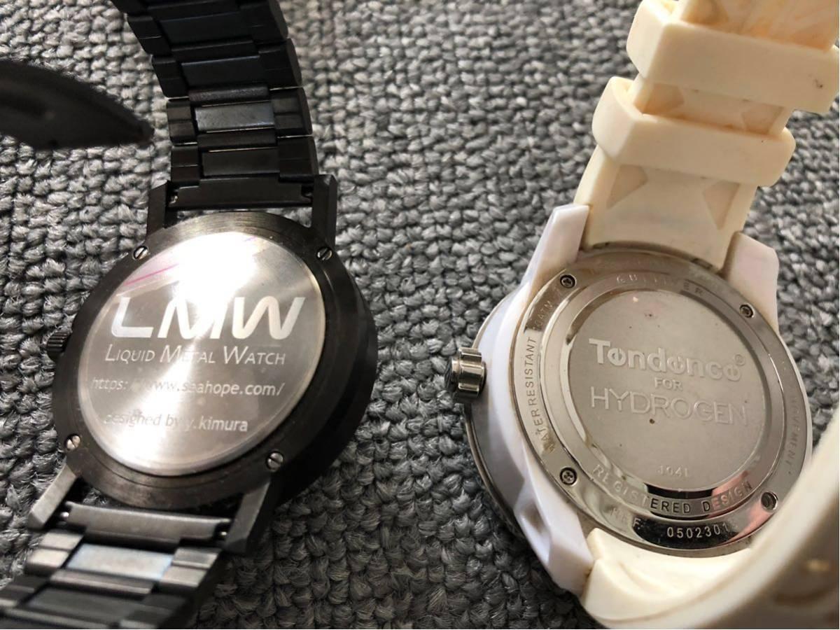 腕時計 大量セットまとめて SWATCH スウォッチ ポールスミス FOSSIL ドルチェ&ガッバーナ D&G TENDENCE バーバリー ハイドロゲン トミー_画像7