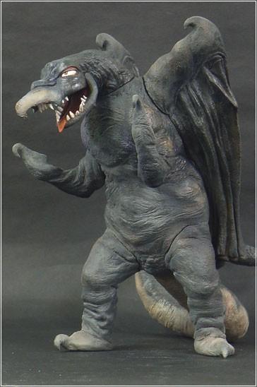 ウルトラ怪獣/セブン暗殺計画 アロン/ソフビ カプセル付き/フィギュア/エクスプラス/X-PLUS_メーカー宣材より