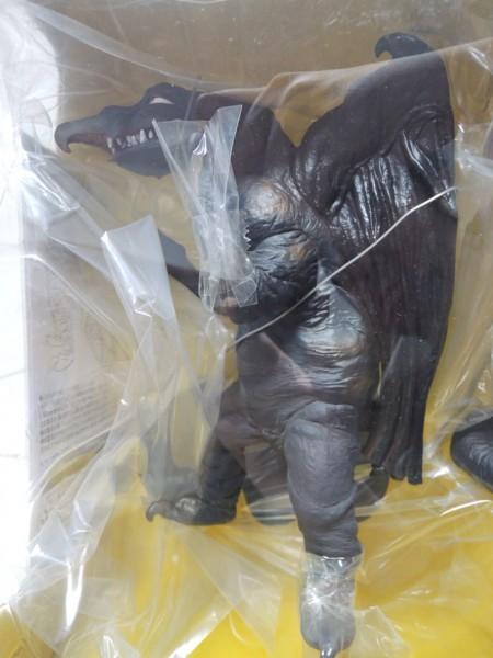 ウルトラ怪獣/セブン暗殺計画 アロン/ソフビ カプセル付き/フィギュア/エクスプラス/X-PLUS_画像4