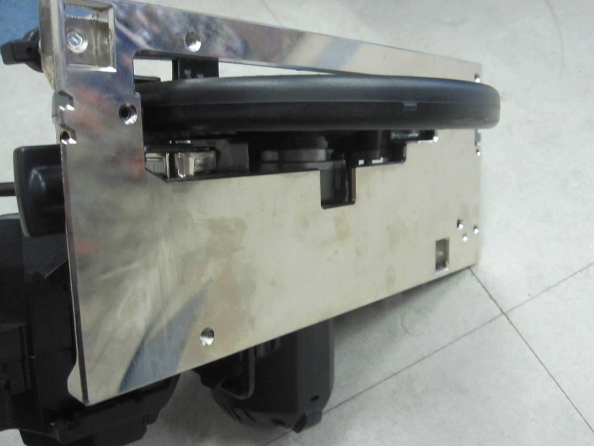 新品未使用品 日立工機(現ハイコーキ)コードレス丸のこ C3606DA(NNB)本体のみ_画像4